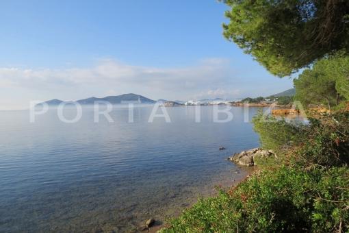beach-wonderful apartment-S'Argamassa-sea view