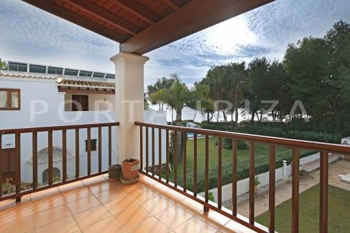 garden-apartment-S'Argamassa-sea view