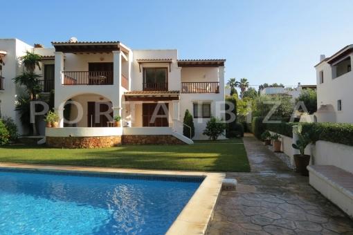 pool & apartment-S'Argamassa-sea view