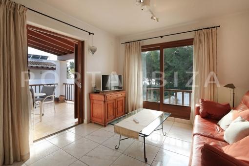 sea view-livingroom-wonderful apartment