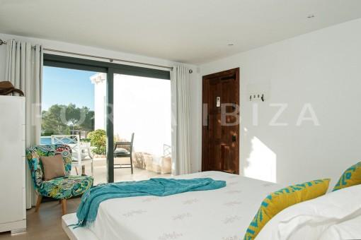 bedroom3-wonderful villa-sea access-southwest coast