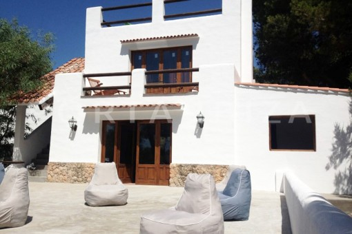 terraces-charming property-fabulous location-Cala Conta