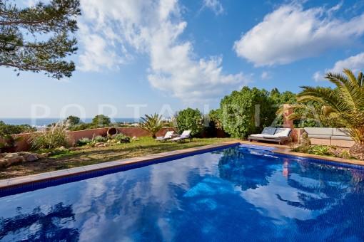 Villa in Caló d'en Real zum Kauf