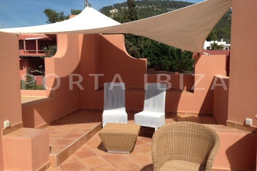 chillout area-gorgeous property-phenomenal sea and sunset view