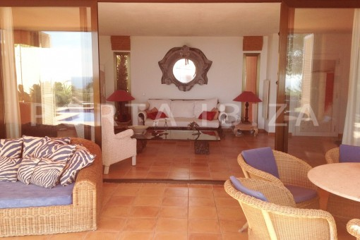 living terraces-gorgeous property-phenomenal sea and sunset view