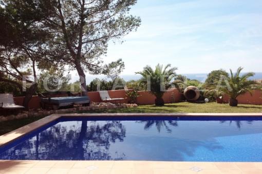 Traumhafte Villa mit phänomenalem Meer- und Sonnenuntergangsblick