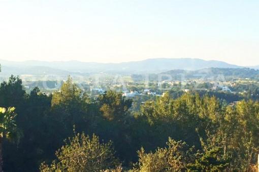 Grundstück mit Baugenehmigung in Siesta
