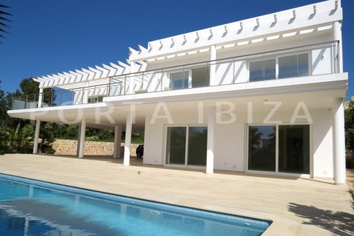 calo d'en real-beautiful new construction villa at Can Pepsimo