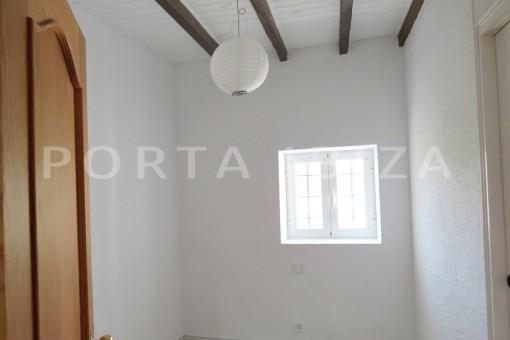 bedroom3-charming house-central- near Cala Pada