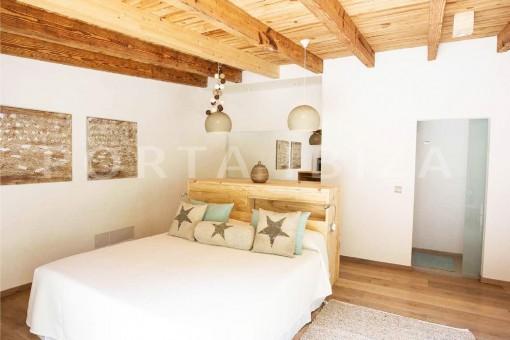bedroom5-wonderful villa-San José-mediterranean garden