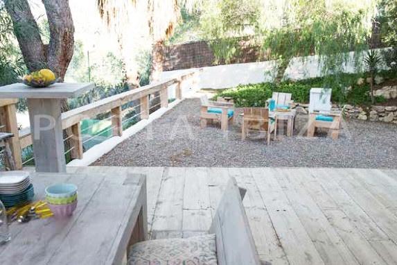 chillout & garden-wonderful villa-San José-mediterranean garden