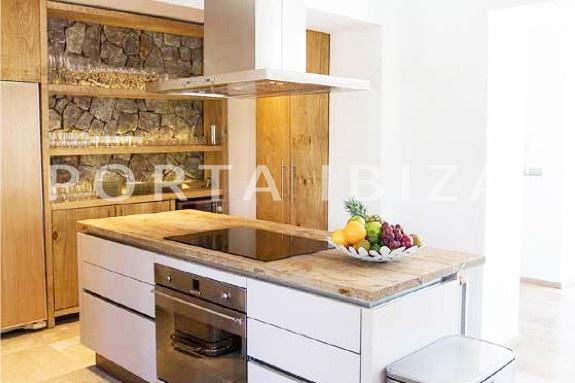 kitchen area-wonderful villa-San José-mediterranean garden