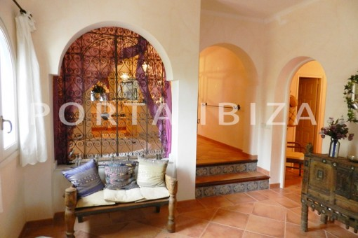 chill-wonderful villa with sea view at can germá