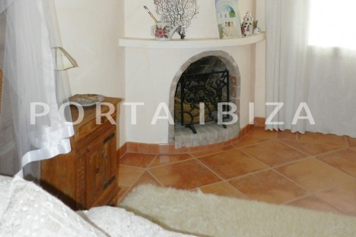 living-wonderful villa with sea view at can germá