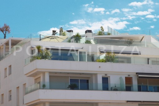 modern-super well maintained apartment-fantastic sea and sunset view