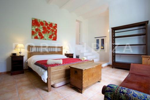 bedroom-party house-close to ibiza