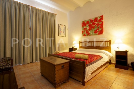 bedroom2-party and retreat house-close to ibiza