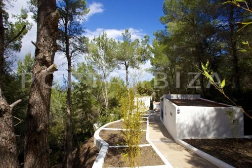 garden-party and retreat house-close to ibiza