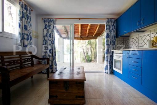 kitchen & apartment-party house-close to ibiza