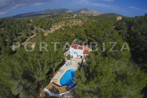 Villa in der Nähe von Ibiza, sehr gut geeignet für Veranstaltungen