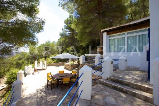 terraces party house-close to ibiza