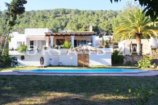 Schönes Haus bei Sa Carroca