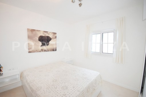 bedroom4-high quality & modern villa-cala conta-sea view