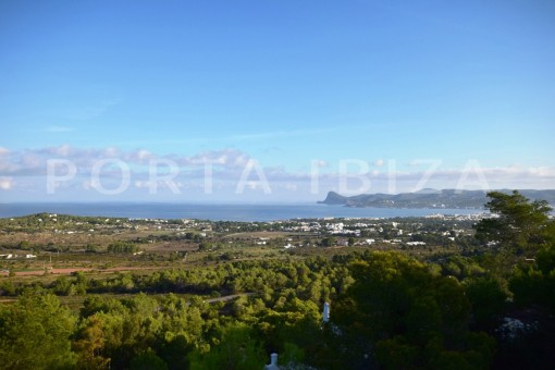 sea view-high quality & modern villa-cala conta
