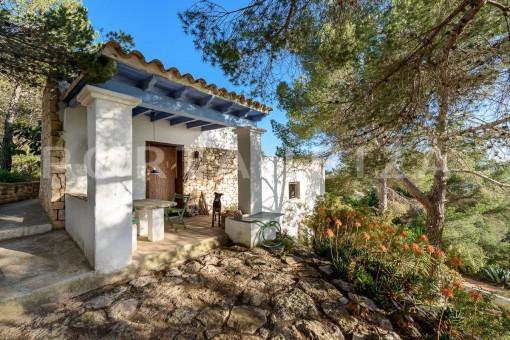 apartment-incredible property-fabulous panoramic views-Es Vedra