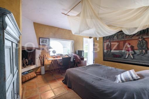 bedroom3-incredible property-fabulous panoramic views-Es Vedra