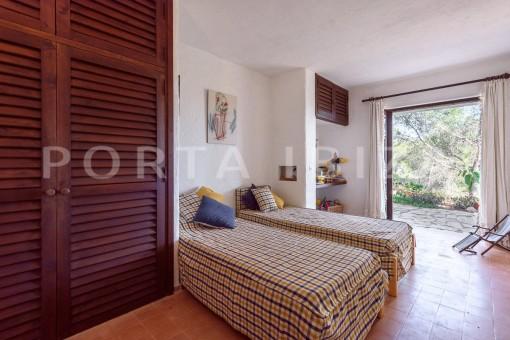 bedroom4-incredible property-fabulous panoramic views-Es Vedra