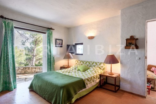 bedroom6-incredible property-fabulous panoramic views-Es Vedra