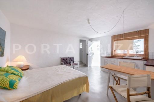 bedroom7-incredible property-fabulous panoramic views-Es Vedra
