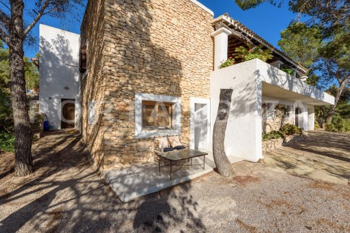 marvelous villa-fabulous panoramic views-Es Vedra