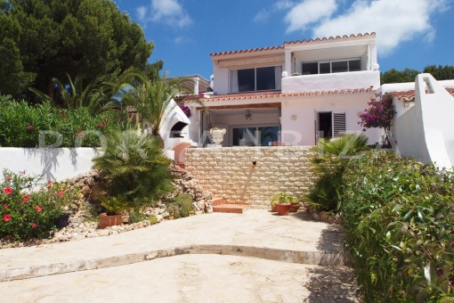 charming house-Cala Codolar-views to Es Vedra