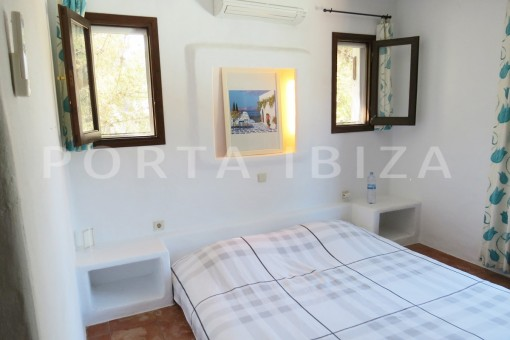 bedroom3-wonderful house at Can Germa-great sea view