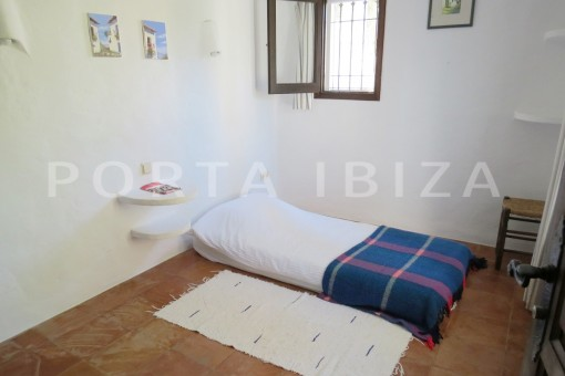 guestroom-wonderful house at Can Germa-great sea view