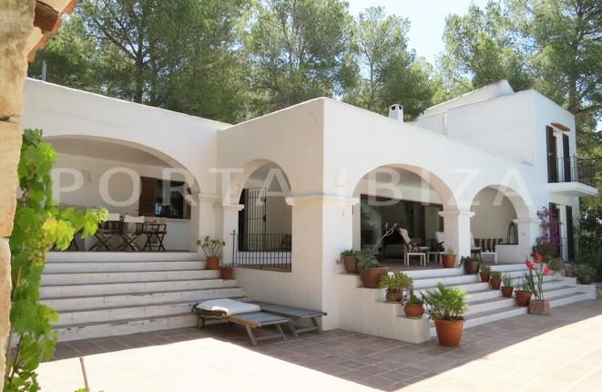 Wunderbares Haus bei Can Germa mit tollem Meerblick
