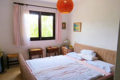 charming house-bedroom-great potential for renovation-San Agustin