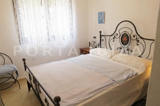 charming house-bedroom-San Agustin