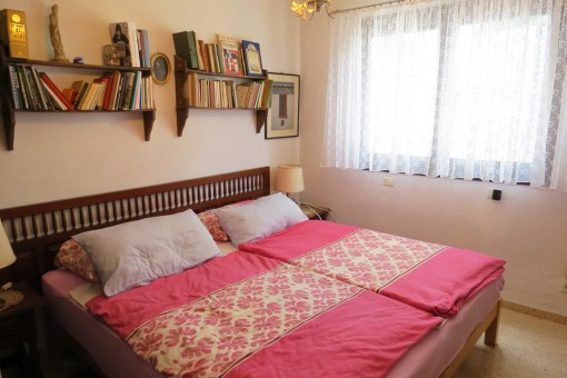 charming house-bedroom2-great potential for renovation-San Agustin
