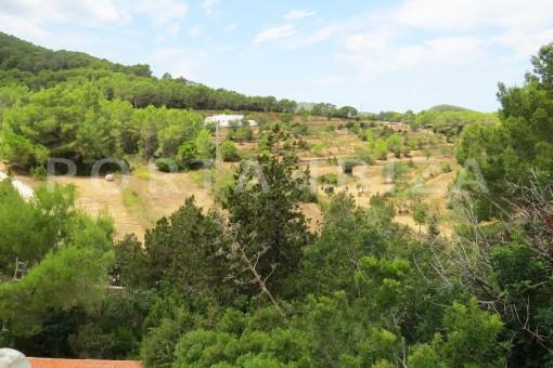charming house-campo view-San Agustin