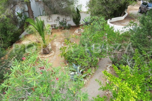 charming house-garden & terrace-great potential for renovation-San Agustin