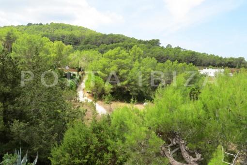 charming house-great landscape-San Agustin