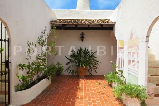 Charmantes Haus mit viel Potential zum Renovieren bei San Agustin