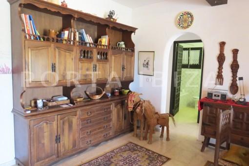 charming house-livingroom-San Agustin