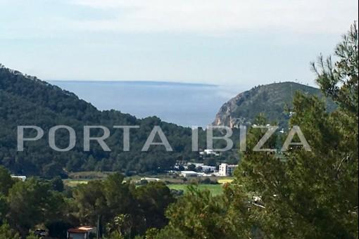 Gepflegtes charmantes Haus zwischen Cala Llonga und Santa Eulalia