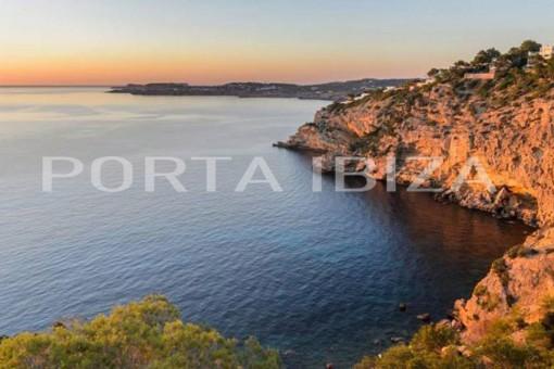 sea access calo den real villa