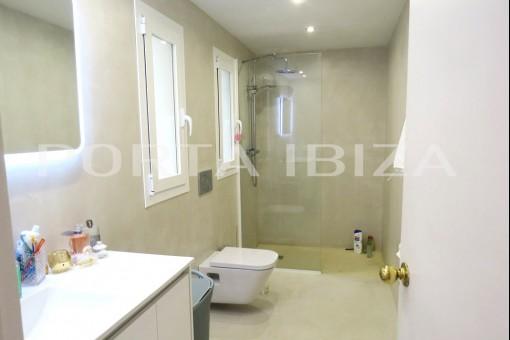bathroom ibiza apartment