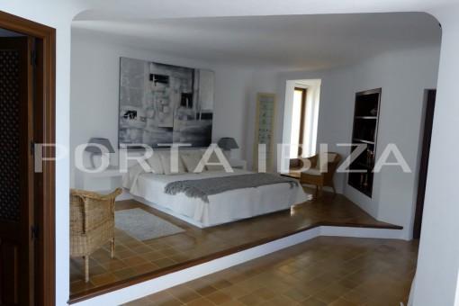 bedroom 4 house es cubells